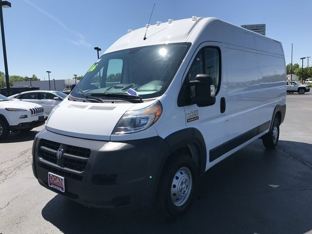 2016 ProMaster 2500 High Roof, Cargo Van #16169R - photo 4