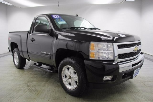 2011 Silverado 1500 Regular Cab 4x4, Pickup #16294A - photo 5