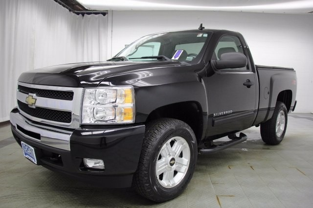 2011 Silverado 1500 Regular Cab 4x4, Pickup #16294A - photo 7