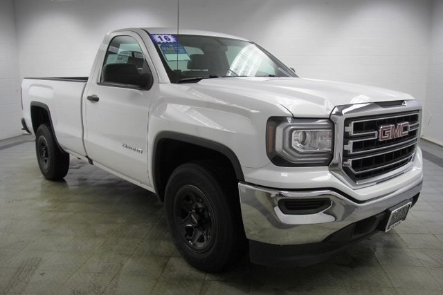 2016 Sierra 1500 Regular Cab Pickup #16328R - photo 4