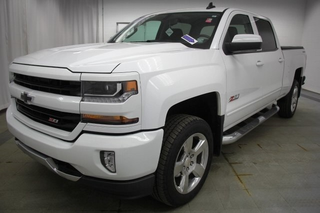 2016 Silverado 1500 Crew Cab 4x4, Pickup #16395P - photo 4