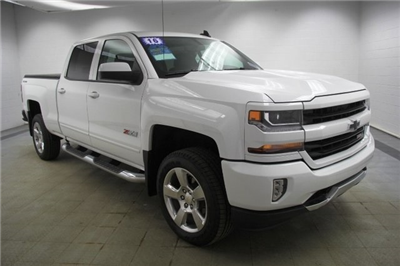 2016 Silverado 1500 Crew Cab 4x4, Pickup #16395P - photo 10