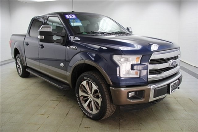 2015 F-150 Super Cab 4x4, Pickup #16403P - photo 3