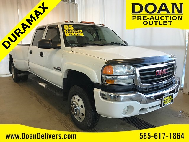 2005 Sierra 3500 Crew Cab 4x4, Pickup #16409P - photo 1