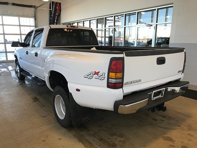 2005 Sierra 3500 Crew Cab 4x4, Pickup #16409P - photo 4