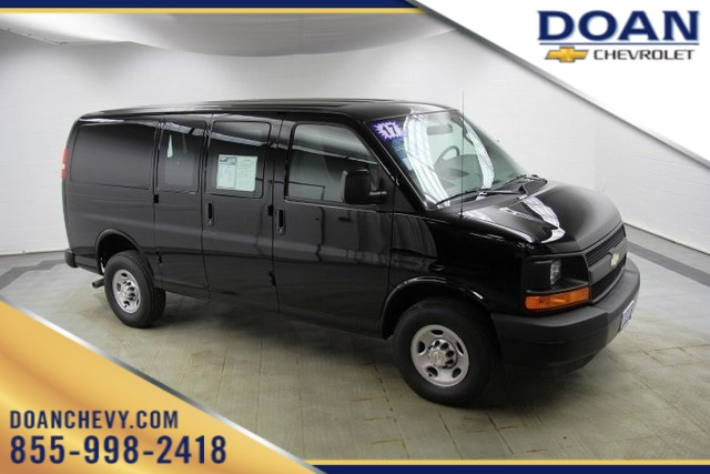 2017 Express 2500, Cargo Van #16460P - photo 1