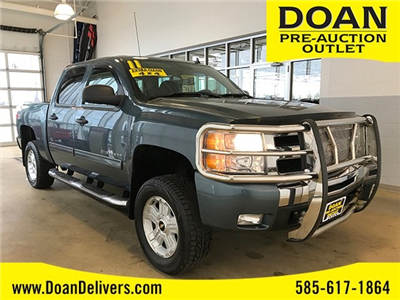 2011 Silverado 1500 Crew Cab 4x4, Pickup #16472P - photo 1