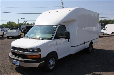 2016 Express 3500, Unicell Aerocell CW Cutaway Van #C84702 - photo 4