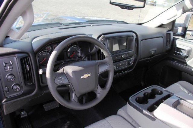2016 Silverado 3500 Regular Cab DRW 4x4, Air-Flo Dump Body #C84856 - photo 12