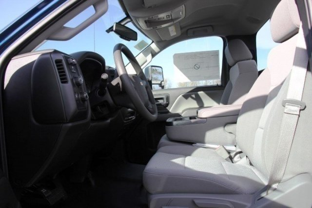 2016 Silverado 3500 Regular Cab DRW 4x4, Air-Flo Dump Body #C84856 - photo 13
