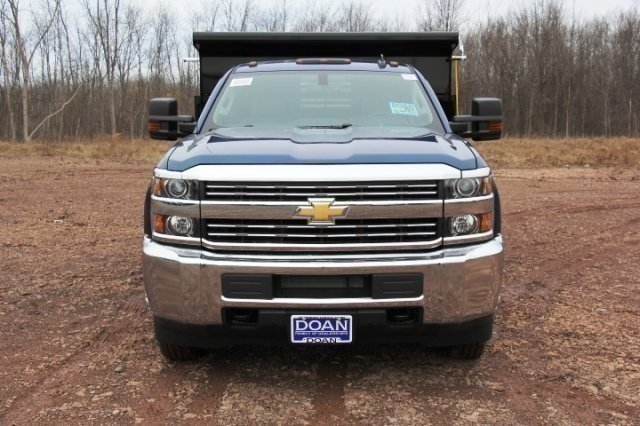 2016 Silverado 3500 Regular Cab DRW 4x4, Air-Flo Pro-Class Dump Body #C84856 - photo 3