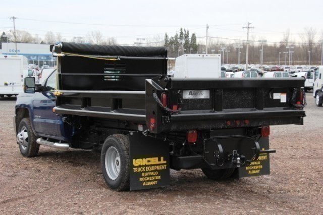 2016 Silverado 3500 Regular Cab DRW 4x4, Air-Flo Pro-Class Dump Body #C84856 - photo 2