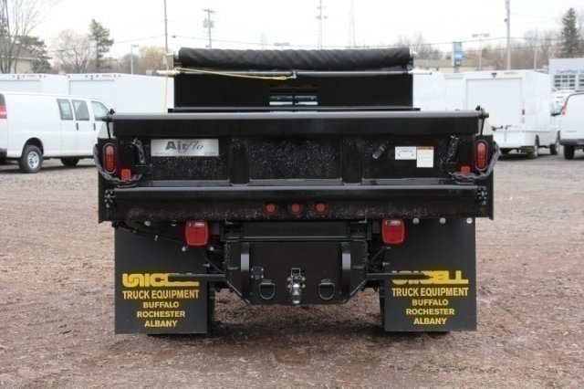 2016 Silverado 3500 Regular Cab DRW 4x4, Air-Flo Dump Body #C84856 - photo 5