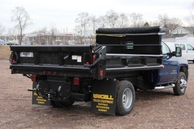 2016 Silverado 3500 Regular Cab DRW 4x4, Air-Flo Pro-Class Dump Body #C84856 - photo 6