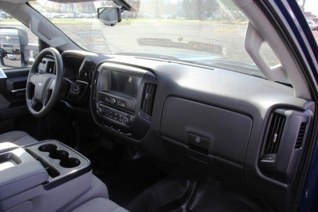 2016 Silverado 3500 Regular Cab DRW 4x4, Air-Flo Dump Body #C84856 - photo 10
