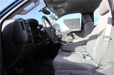 2016 Silverado 3500 Regular Cab DRW 4x4, Air-Flo Pro-Class Dump Body #C84856 - photo 13
