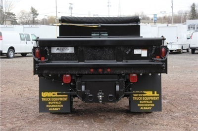2016 Silverado 3500 Regular Cab DRW 4x4, Air-Flo Pro-Class Dump Body #C84856 - photo 5