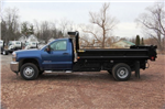 2016 Silverado 3500 Regular Cab DRW 4x4, Air-Flo Pro-Class Dump Body #C84856 - photo 4