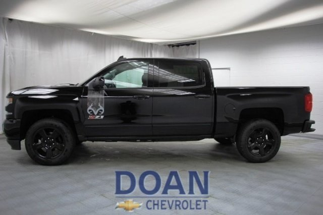 2017 Silverado 1500 Crew Cab 4x4, Pickup #C85026 - photo 5