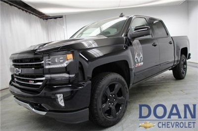 2017 Silverado 1500 Crew Cab 4x4, Pickup #C85026 - photo 4
