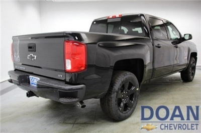 2017 Silverado 1500 Crew Cab 4x4, Pickup #C85026 - photo 2