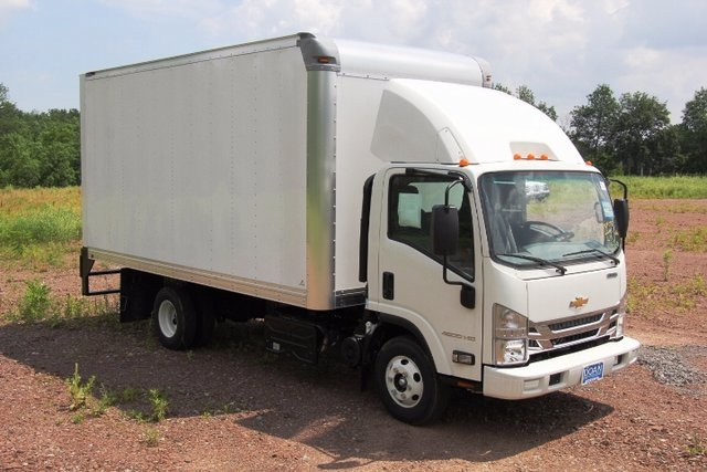 2017 LCF 4500 Regular Cab 4x2,  Supreme Dry Freight #C85127 - photo 4