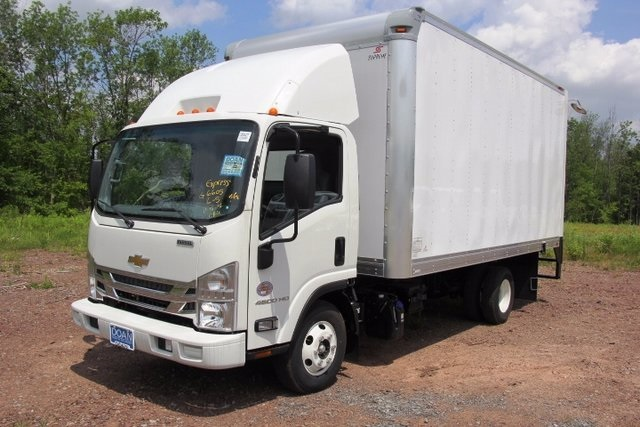 2017 LCF 4500 Regular Cab 4x2,  Supreme Dry Freight #C85127 - photo 2