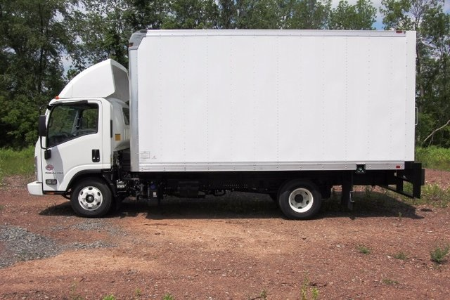 2017 LCF 4500 Regular Cab 4x2,  Supreme Signature Van Dry Freight #C85127 - photo 7