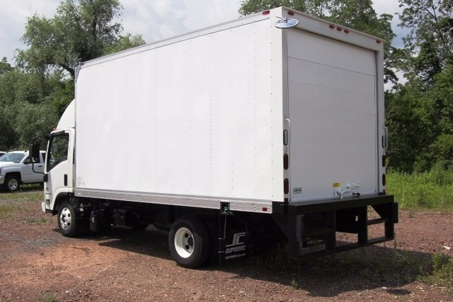 2017 LCF 4500 Regular Cab 4x2,  Supreme Signature Van Dry Freight #C85127 - photo 3