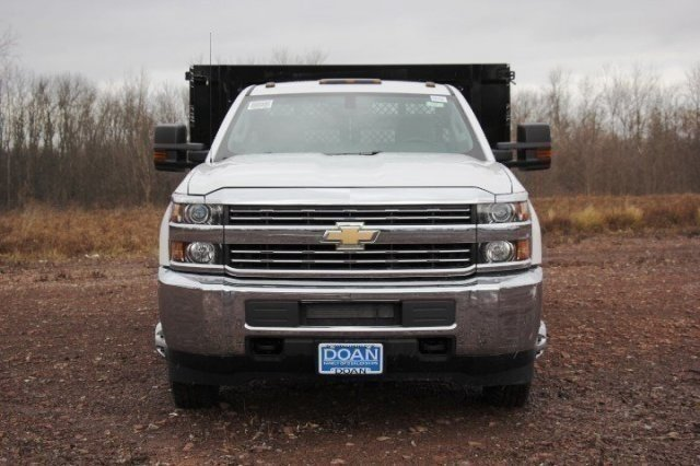 2017 Silverado 3500 Regular Cab DRW, Knapheide Stake Bed #C85437 - photo 3