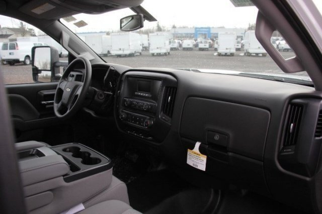 2017 Silverado 3500 Regular Cab DRW, Knapheide Stake Bed #C85437 - photo 9