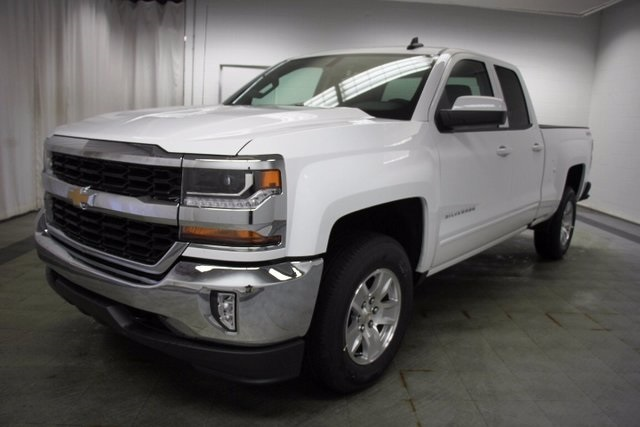 2017 Silverado 1500 Double Cab 4x4, Pickup #C85916 - photo 3