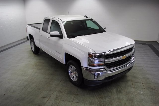2017 Silverado 1500 Double Cab 4x4, Pickup #C85916 - photo 5