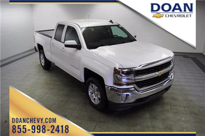 2017 Silverado 1500 Double Cab 4x4, Pickup #C85916 - photo 1