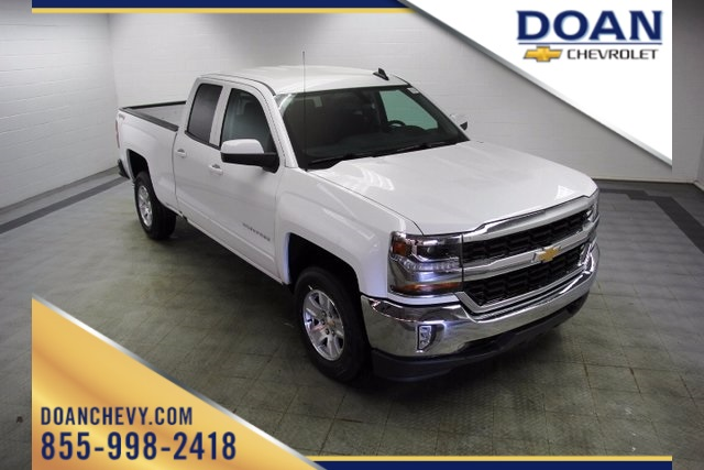 2017 Silverado 1500 Double Cab 4x4, Pickup #C85922 - photo 1