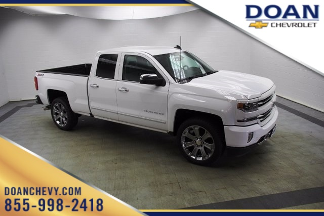 2017 Silverado 1500 Double Cab 4x4, Pickup #C85954 - photo 1