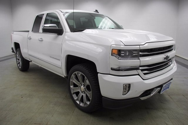 2017 Silverado 1500 Double Cab 4x4, Pickup #C85954 - photo 3