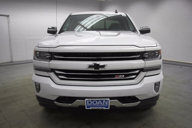 2017 Silverado 1500 Double Cab 4x4, Pickup #C85954 - photo 4