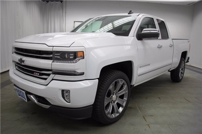2017 Silverado 1500 Double Cab 4x4, Pickup #C85954 - photo 5