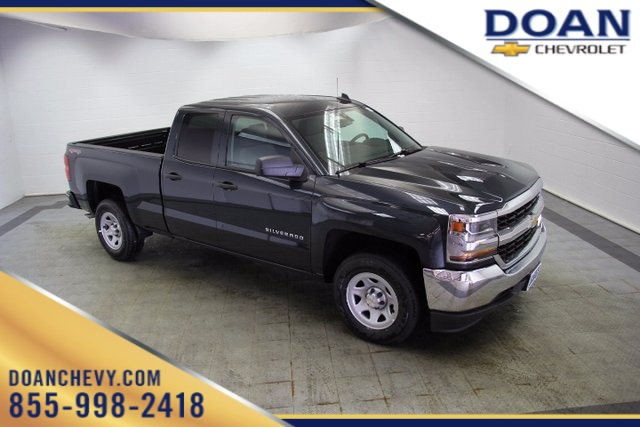 2017 Silverado 1500 Double Cab 4x4,  Pickup #C86058 - photo 1