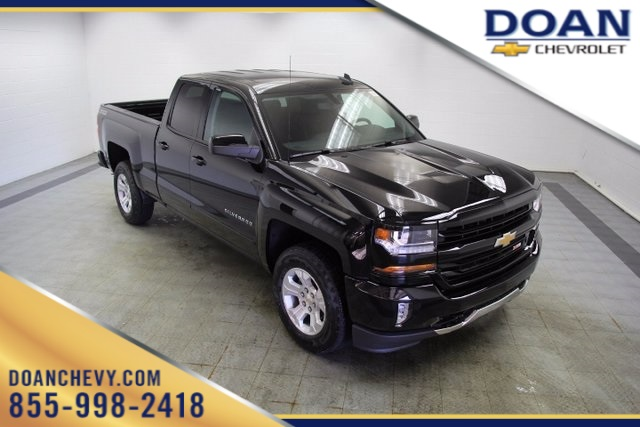 2018 Silverado 1500 Double Cab 4x4, Pickup #C86237 - photo 1