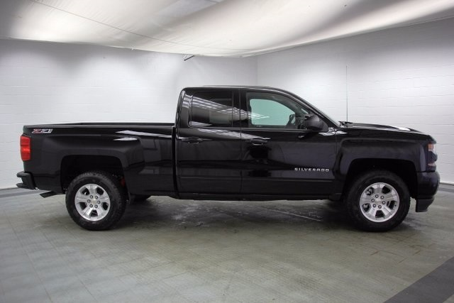 2018 Silverado 1500 Double Cab 4x4, Pickup #C86237 - photo 10
