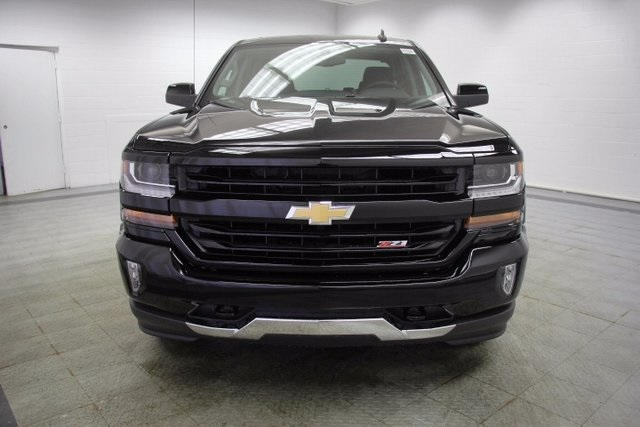 2018 Silverado 1500 Double Cab 4x4, Pickup #C86237 - photo 4