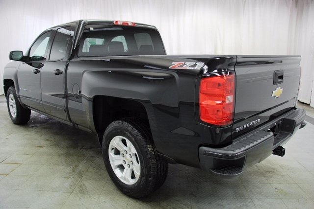 2018 Silverado 1500 Double Cab 4x4, Pickup #C86237 - photo 7