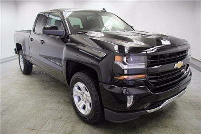 2018 Silverado 1500 Double Cab 4x4, Pickup #C86237 - photo 3