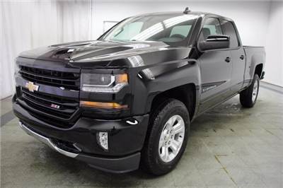 2018 Silverado 1500 Double Cab 4x4, Pickup #C86237 - photo 5
