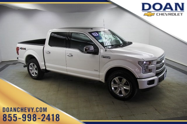 2015 F-150 Super Cab 4x4, Pickup #C86248B - photo 1