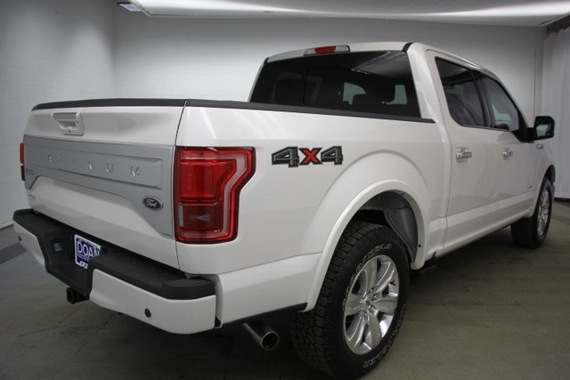 2015 F-150 Super Cab 4x4, Pickup #C86248B - photo 2