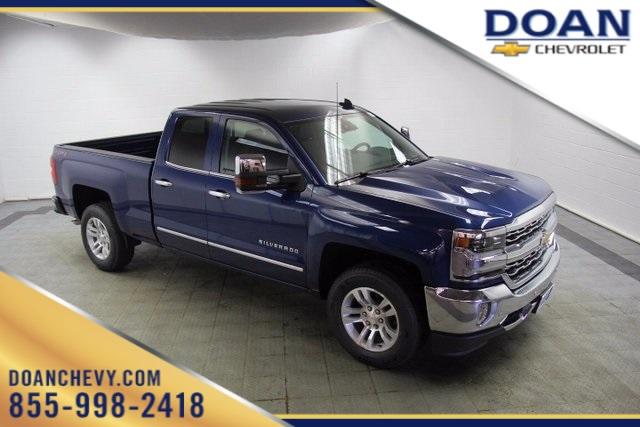 2018 Silverado 1500 Extended Cab 4x4 Pickup #C86258 - photo 1