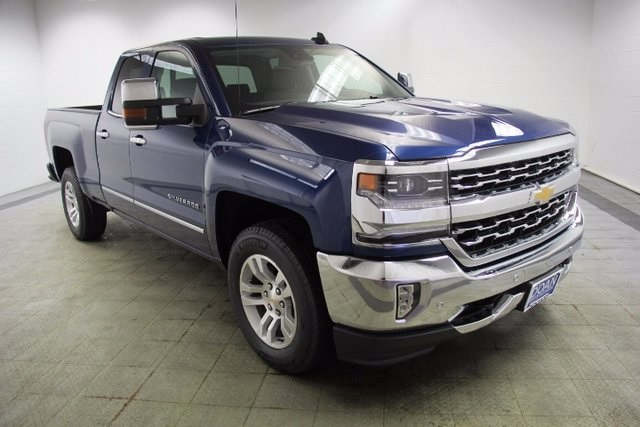2018 Silverado 1500 Extended Cab 4x4 Pickup #C86258 - photo 3